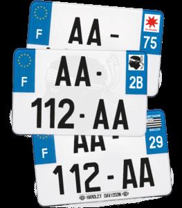 Plaque Caravane – 210×130 – 100% Homologuée