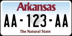 Plaque USA 30×15 Arkansas Plaque USA – 30×15 – SIV