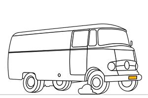 Plaques immatriculation camping-car
