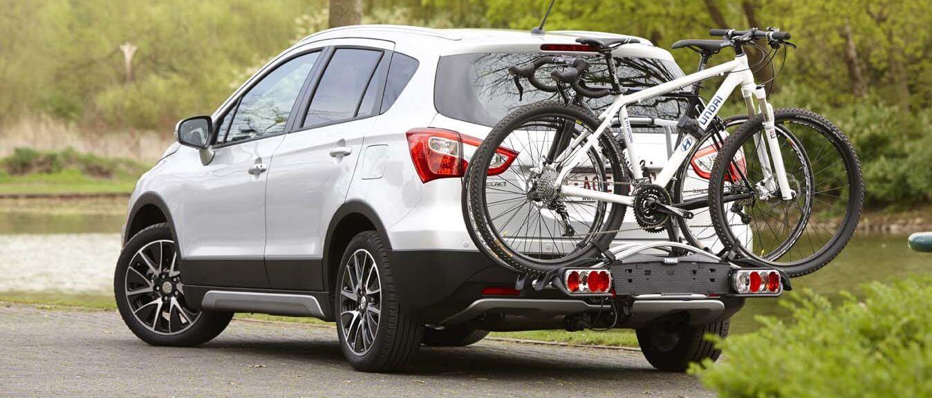 Comment fixer sa plaque d'immatriculation sur le porte vélo ?