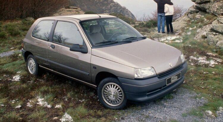 Voiture de collection : La Renault Clio entre dans le cercle