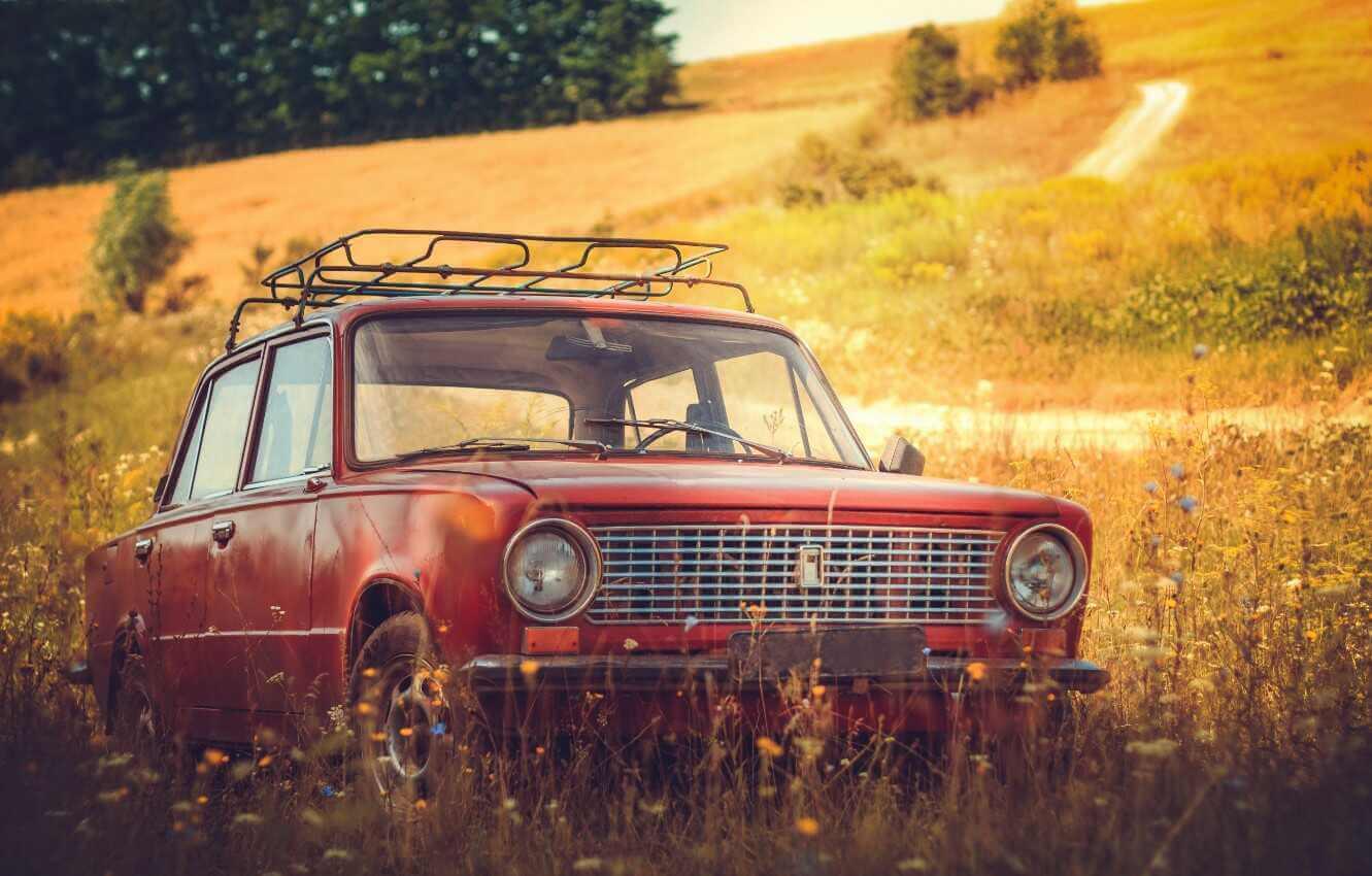 Entretien d une vieille voiture