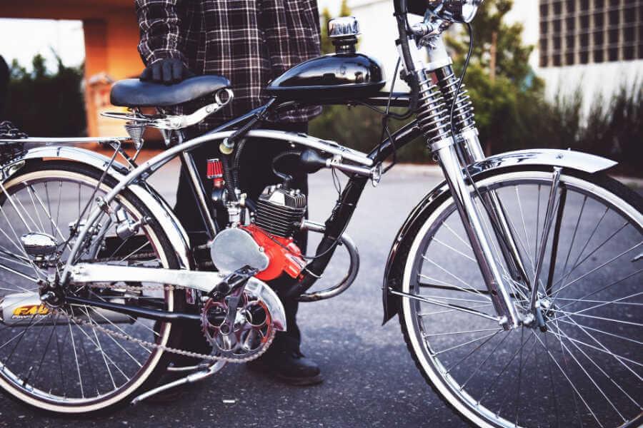Immatriculer un vélo électrique norme 2021