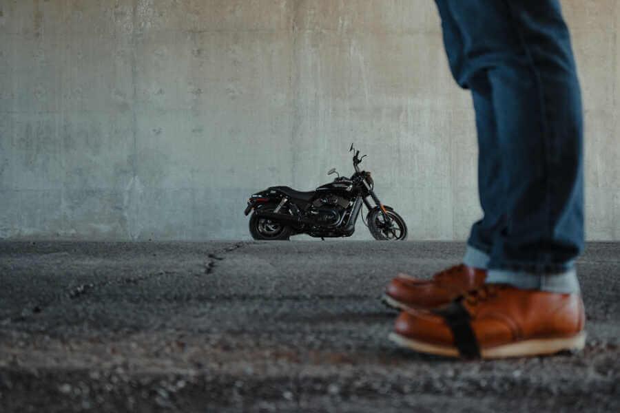 arriere plaque moto personnalisé