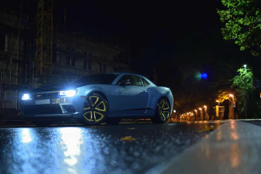 comment nettoyer ses phares de voiture
