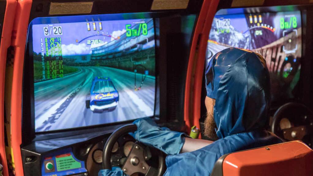 Passer son Permis sur simulateur de conduite