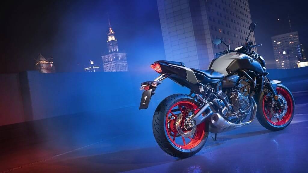 première moto quel modèle choisir Yamaha MT07