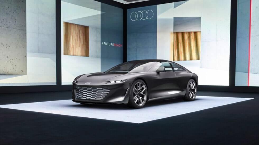 Audi Gransphere : la berline haut de gamme électrique de demain ? 👌