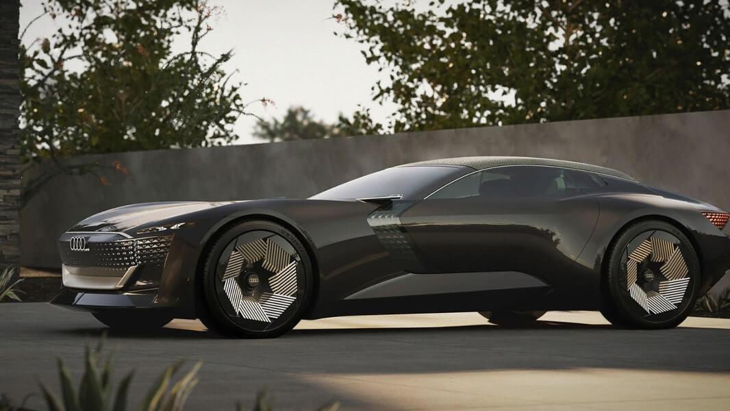 Audi Skysphere, le concept car innovant qui change de taille ! 🔝