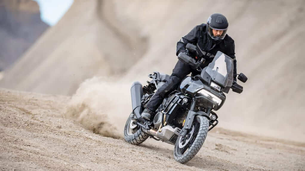 Harley Davidson Pan America : Que penser du nouveau né Harley ?🗽